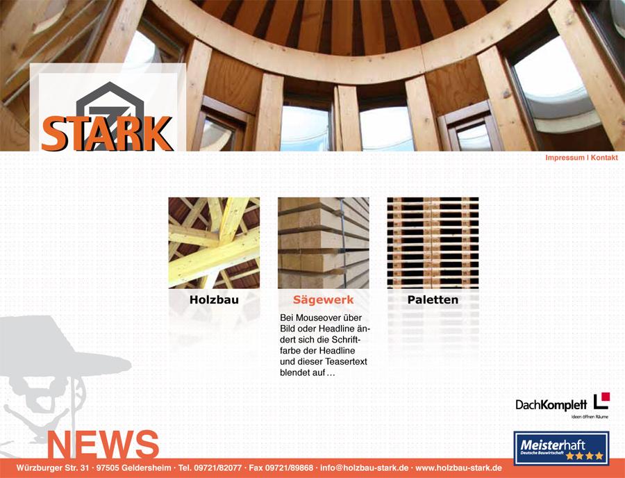 Zimmerei Stark holzbau stark homepage
